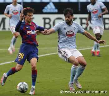 """El Barca ve """"irse"""" la Liga - El Diario de Yucatán"""