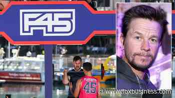 Mark Wahlberg-backed F45 gym franchise going public - Fox Business