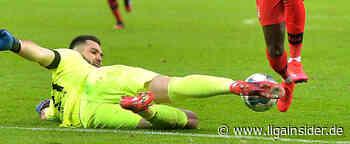 FC Augsburg: Torwart Tomas Koubek vor ungewisser Zukunft - LigaInsider