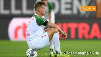 So richtig zufrieden kann und darf beim FC Augsburg keiner sein - Augsburger Allgemeine