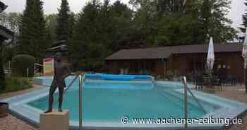 Freude in der Roetgen Therme: Ab Montag werden die Saunas geheizt - Aachener Zeitung