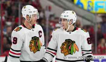 NHL Tonight analysts choose Blackhawks over Oilers in NHL play-in round