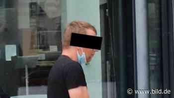 Apolda (Thüringen): Dieser Mann wollte einen Polizisten töten! - BILD