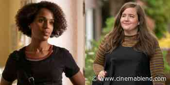 How Kerry Washington, Aidy Bryant And More TV Actresses Feel About New Intimacy Coordinators On Set - CinemaBlend