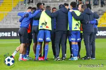 Troyes - Pascal Faure : « Il va falloir freiner les joueurs » - MaLigue2