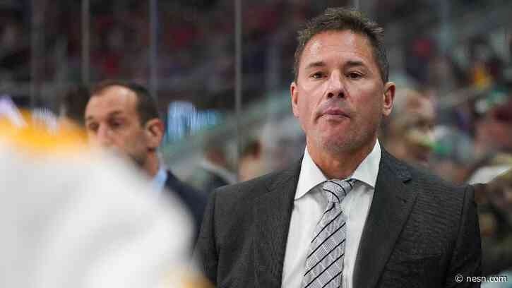 Bruce Cassidy Reveals Simple Message Bruins Have Ahead Of NHL Restart