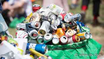 Milton Keynes plans new recycling centre to deal with excess rubbish | ITV News - ITV News