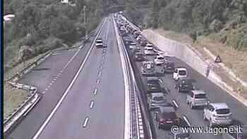 Traffico in autostrada: sei chilometri di coda tra Spotorno e Savona - L'agone