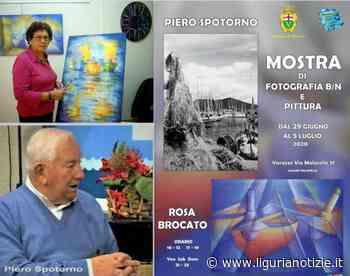 Mostra personale di Rosa Brocato e Piero Spotorno - Liguria Notizie