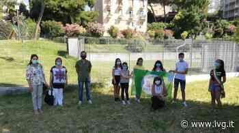 Spotorno, confermata la Bandiera Verde 2020 della scuola secondaria dell'Istituto Comprensivo - IVG.it