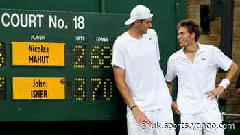 On this day in 2010 – John Isner and Nicolas Mahut play out Wimbledon marathon - Yahoo Eurosport UK