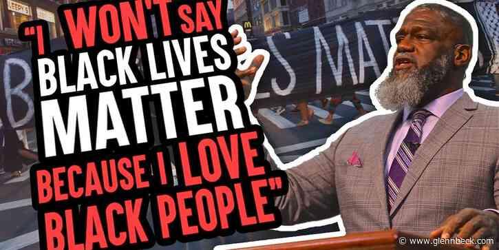 Black Christian UNMASKS how 'Black Lives Matter' movement uses black Americans as political PAWNS