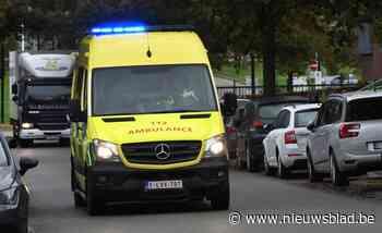 Motorrijder lichtgewond na val (Stekene) - Het Nieuwsblad