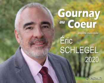 Municipales 2020 à Gournay-sur-Marne : Eric Schlegel remporte le second tour et est élu maire - actu.fr