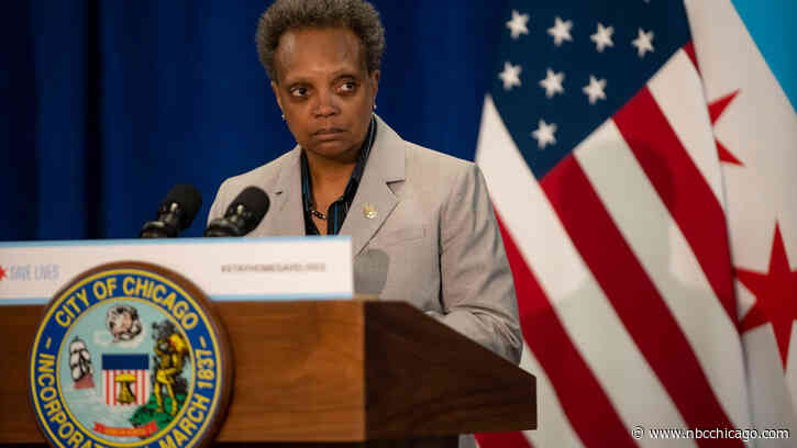 In New Message, Lightfoot Accuses Trump of Targeting Cities With Female Mayors