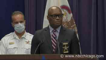 Watch Live: Chicago Police Discuss Weekend Violence That Left 16 Dead, 50 Wounded