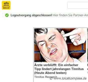 Betrug bei Nahrungsergänzumgsmittel: WARNUNG : Falsche Versprechungen bei Wundermittel gegen Tinnitus - Lokalkompass.de