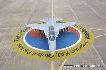 Korea Aerospace wins W688b trainer jet deal - The Korea Herald