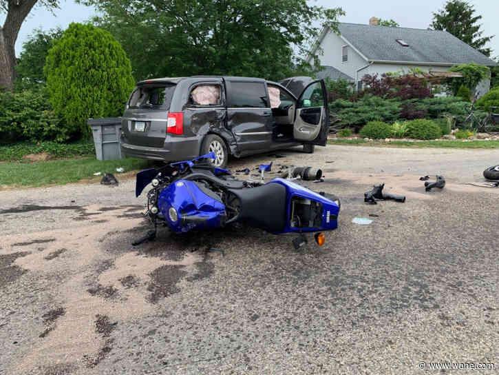 Motorcyclist killed in Kosciusko Co. crash