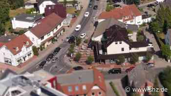Mehr Platz an der Hauptstraße: So will Rellingen jetzt einen Verkehrsknotenpunkt entschärfen   shz.de - shz.de