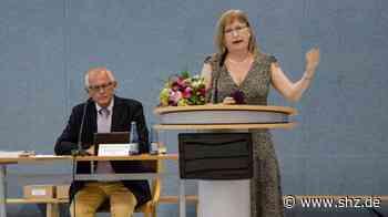 Rellingen: Nach 25 Jahren Gleichstellungsarbeit: Dorathea Beckmann verabschiedet   shz.de - shz.de