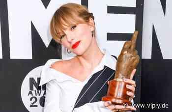 Taylor Swift hat Popmusik mit 'The Hunger Games' verglichen. - Viply