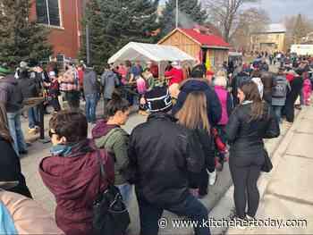 Elmira Maple Syrup Festival donates $35,000 to community programs - KitchenerToday.com