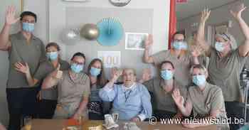Simonne viert honderdste verjaardag