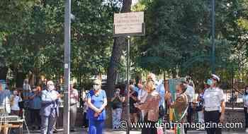 La Passeggiata di Monterotondo è intitolata allo studioso Valerio Nobili - Dentro Magazine