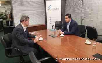 El Fiscal General de la Nación Jorge Díaz visitará Maldonado el viernes 3 de julio - maldonadonoticias.com