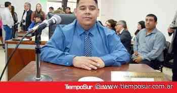 """Maldonado: """"Soy consciente que me debo al pueblo que deposito en mí su confianza"""" - TiempoSur Diario Digital"""