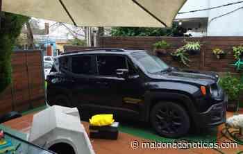Desarticulan banda de ladrones de autos y contrabandistas con ramificaciones en Maldonado - maldonadonoticias.com