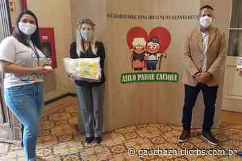 Projeto doa 150 máscaras de tecido para asilo de Porto Alegre - Zero Hora