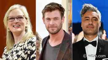 Meryl Streep and Chris Hemsworth among stars to join Taika Waititi for Roald Dahl charity reading - WTOP