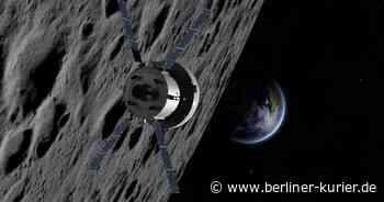 Nasa startet Wettbewerb für Mondtoiletten - Berliner Kurier