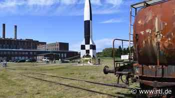 Ausstellung in Peenemünde: Wie Raumfahrt in den Alltag kommt - RTL Online
