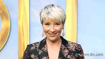 Dame Emma Thompson calls on Priti Patel to allow migrants to access support - ITV News