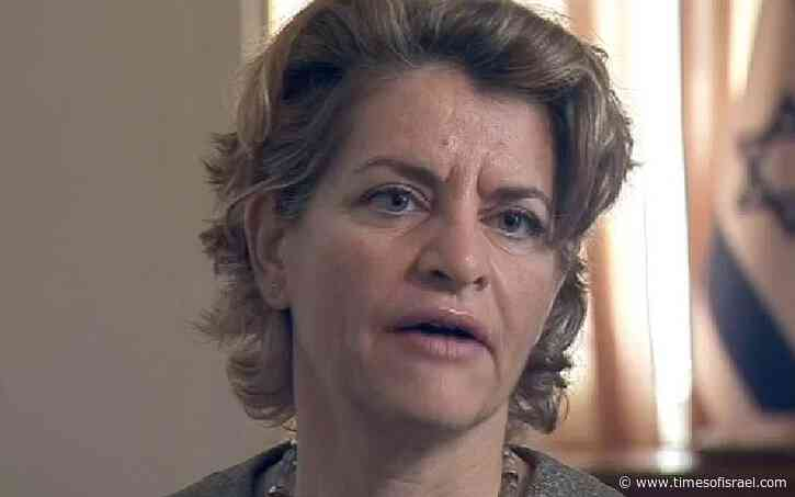 After long delay, Amira Oron approved as new ambassador to Cairo - The Times of Israel
