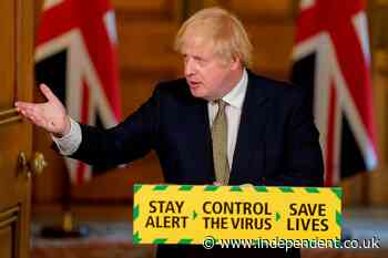 Boris Johnson's isolationism will hinder coronavirus recovery effort, Labour says - The Independent