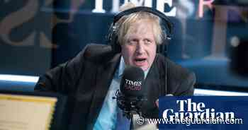 Boris Johnson: Coronavirus has been 'a disaster' for the UK – video - The Guardian