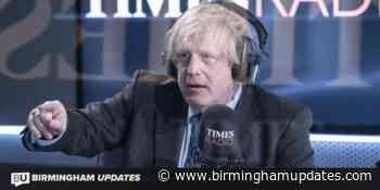 Boris Johnson in Dudley tomorrow to deliver recovery speech - Birmingham Updates