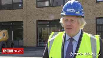Coronavirus: Boris Johnson on possible Leicester lockdown - BBC News