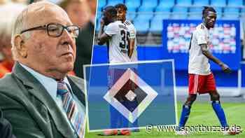 """Uwe Seeler tief enttäuscht vom Hamburger SV: """"So kaputt war der HSV noch nie"""" - Sportbuzzer"""