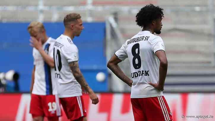 HSV in der zweiten Liga: Da, wo er hingehört - DER SPIEGEL