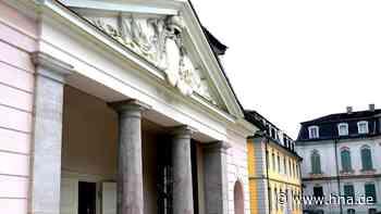 Schloss Wilhelmsthal bei Calden wechselt farblich sein Gesicht - hna.de