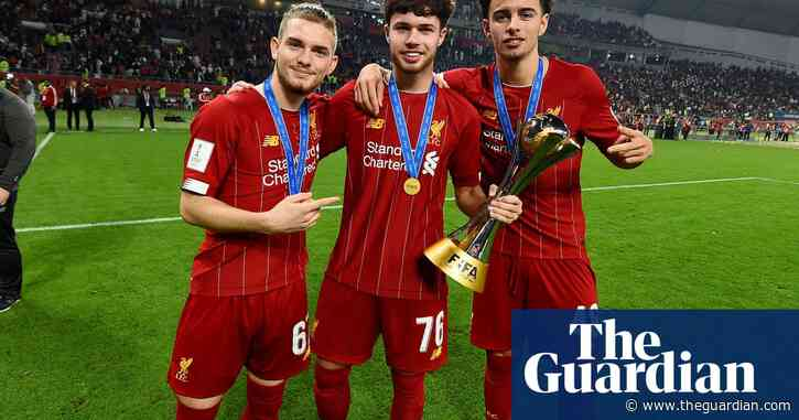 Jürgen Klopp backing youth to strengthen Liverpool's squad