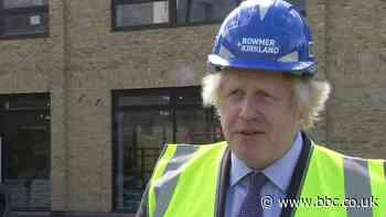 Coronavirus: Boris Johnson insists 'cash is there' for recovery
