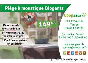 LA CRAU : Comment se protéger efficacement contre les moustiques ? - La lettre économique et politique de PACA - Presse Agence