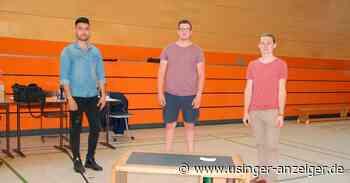 Usingen: Saalburg-Schule verabschiedet Tischler-Gesellen - Usinger Anzeiger