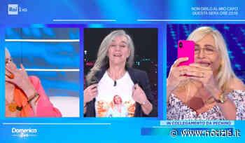 """Domenica In, Giovanna Botteri: """"Dicono che ho sempre la stessa maglia"""" - Notizie.it"""